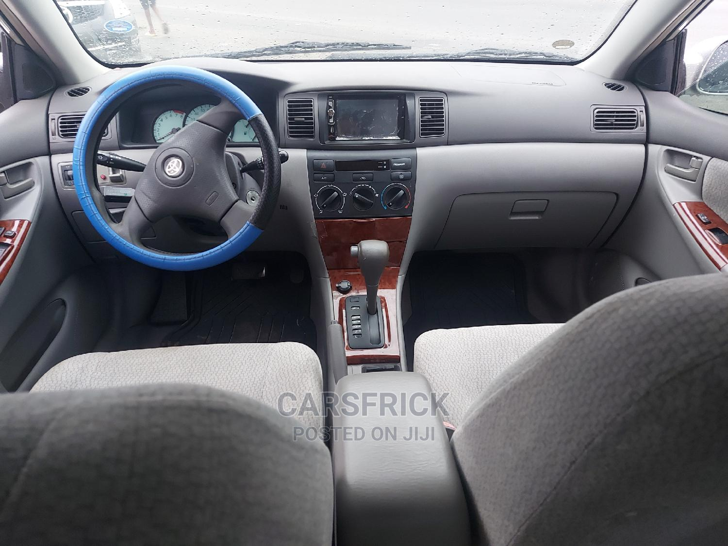 Toyota Corolla 2004 LE Silver | Cars for sale in Port-Harcourt, Rivers State, Nigeria