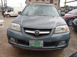 Acura MDX 2003 3.5L 4x4 Green   Cars for sale in Lagos State, Ikeja