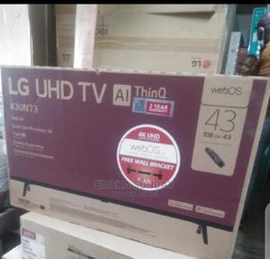 Brand New LG Smart TV 43 Inches   TV & DVD Equipment for sale in Abuja (FCT) State, Central Business District