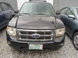 Ford Escape 2011 Black   Cars for sale in Lagos State, Ikeja