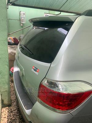 Toyota Highlander 2013 3.5L 4WD Silver | Cars for sale in Lagos State, Ikeja