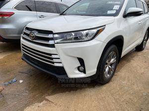Toyota Highlander 2015 White | Cars for sale in Lagos State, Ikorodu