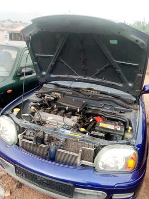 Nissan Micra 2006 1.6 C+C Blue | Cars for sale in Oyo State, Ibadan