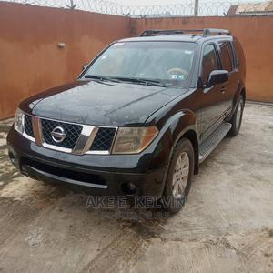 Nissan Pathfinder 2008 LE 4x4 Black | Cars for sale in Lagos State, Amuwo-Odofin