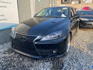 Lexus IS 2007 Black   Cars for sale in Lagos State, Ikeja