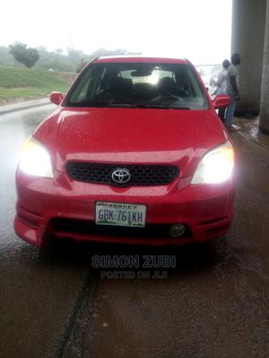 Toyota Matrix 2005 Red   Cars for sale in Abuja (FCT) State, Gwarinpa