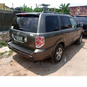 Honda Pilot 2006 Green | Cars for sale in Lagos State, Isolo