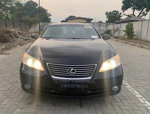 Lexus ES 2009 350 Black | Cars for sale in Lagos State, Ilupeju