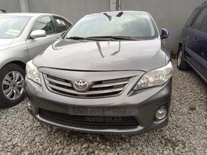 Toyota Corolla 2013 Gray | Cars for sale in Lagos State, Ikeja