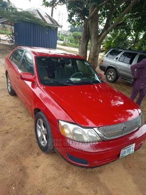 Toyota Avalon 2003 XL W/Bucket Seats Red | Cars for sale in Akwa Ibom State, Uyo