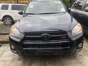 Toyota RAV4 2010 2.5 Sport 4x4 Black | Cars for sale in Lagos State, Apapa