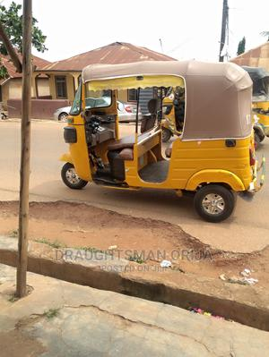 Bajaj Boxer 2019 Yellow   Motorcycles & Scooters for sale in Kwara State, Offa