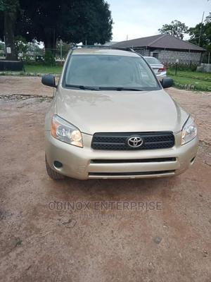Toyota RAV4 2007 Limited Gold | Cars for sale in Abuja (FCT) State, Garki 2