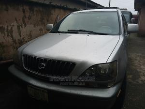 Lexus RX 2001 300 Silver | Cars for sale in Abia State, Osisioma Ngwa