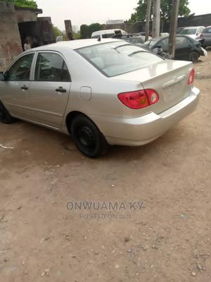 Toyota Corolla 2003 Gold   Cars for sale in Anambra State, Awka