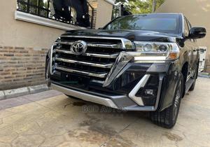 New Toyota Land Cruiser 2021 4.5 V8 GXR Black | Cars for sale in Lagos State, Ogba