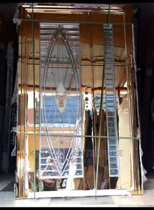 Buy Your Golen Glass Quality Entrance Doors   Doors for sale in Anambra State, Onitsha