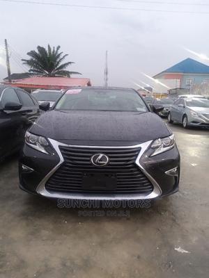 Lexus ES 2016 350 FWD Black   Cars for sale in Lagos State, Ajah