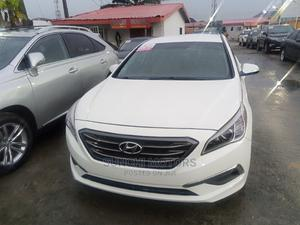 Hyundai Sonata 2014 White   Cars for sale in Lagos State, Ajah