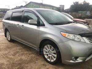 Toyota Sienna 2011 Limited 7 Passenger Silver   Cars for sale in Lagos State, Abule Egba