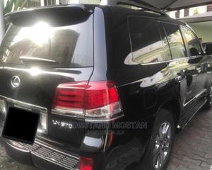 Lexus LX 2015 Black | Cars for sale in Lagos State, Ajah
