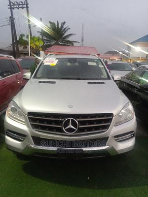 Mercedes-Benz M Class 2014 Silver | Cars for sale in Lagos State, Lekki
