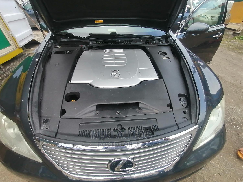 Lexus LS 2008 460 Black   Cars for sale in Amuwo-Odofin, Lagos State, Nigeria