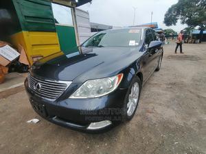 Lexus LS 2008 460 Black | Cars for sale in Lagos State, Amuwo-Odofin