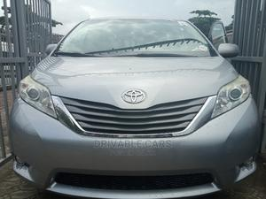 Toyota Sienna 2013 XLE AWD 7-Passenger Silver | Cars for sale in Lagos State, Amuwo-Odofin