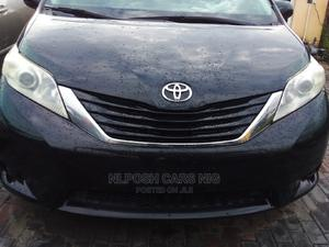 Toyota Sienna 2010 XLE 7 Passenger Black | Cars for sale in Lagos State, Lekki