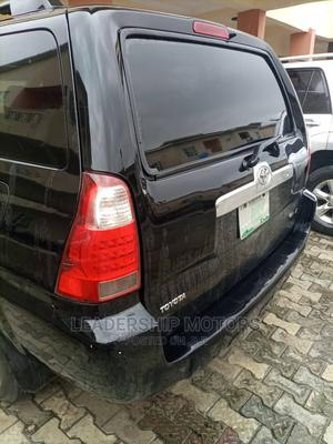 Toyota 4-Runner 2007 SR5 V6 Black   Cars for sale in Lagos State, Ajah