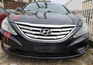 Hyundai Sonata 2011 Black   Cars for sale in Lagos State, Ogba