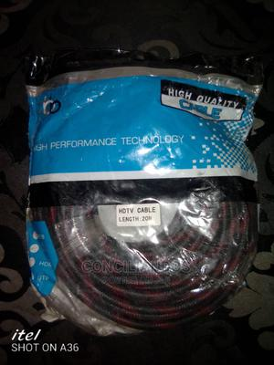 TV 20M HDMI Cable | Accessories & Supplies for Electronics for sale in Lagos State, Ogba