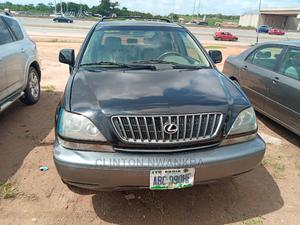 Lexus RX 2000 Black | Cars for sale in Abuja (FCT) State, Kubwa