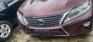 Lexus RX 2012 350 AWD Red | Cars for sale in Lagos State, Ojodu
