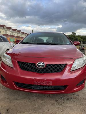 Toyota Corolla 2010 Red | Cars for sale in Abuja (FCT) State, Gaduwa
