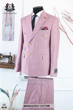 Quality Double Breasted Suit   Clothing for sale in Lagos State, Lagos Island (Eko)