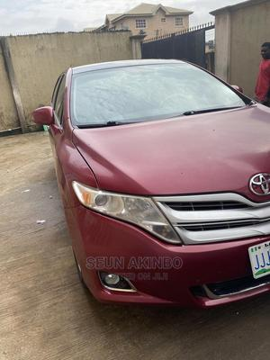 Toyota Venza 2011 AWD Burgandy   Cars for sale in Lagos State, Alimosho