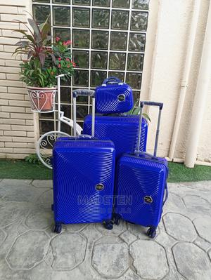High Quality Plastic |Travel Bag| Travel Luggage| Set of 4 | Bags for sale in Lagos State, Ikeja