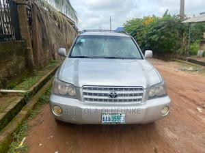 Toyota Highlander 2004 Limited V6 4x4 Silver | Cars for sale in Ogun State, Ado-Odo/Ota