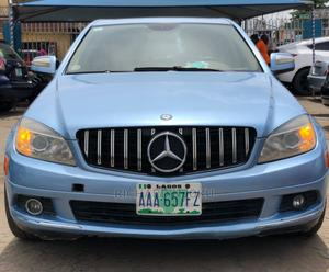 Mercedes-Benz C300 2009 Blue   Cars for sale in Lagos State, Ikeja