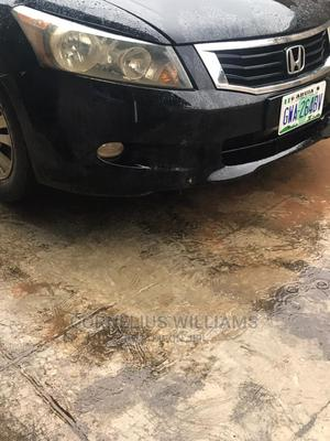 Honda Accord 2009 2.4 EX-L Black | Cars for sale in Lagos State, Maryland