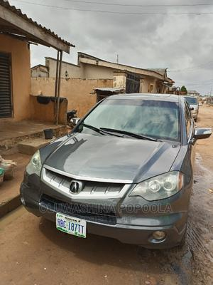 Acura RDX 2009 Automatic Tech Package Gray | Cars for sale in Lagos State, Agege
