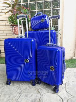 Plastic Travel Bag| Luggages| High Quality | Set of 4pcs | Bags for sale in Lagos State, Ikeja