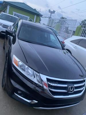 Honda Accord Crosstour 2013 EX-L AWD Brown | Cars for sale in Lagos State, Ogba