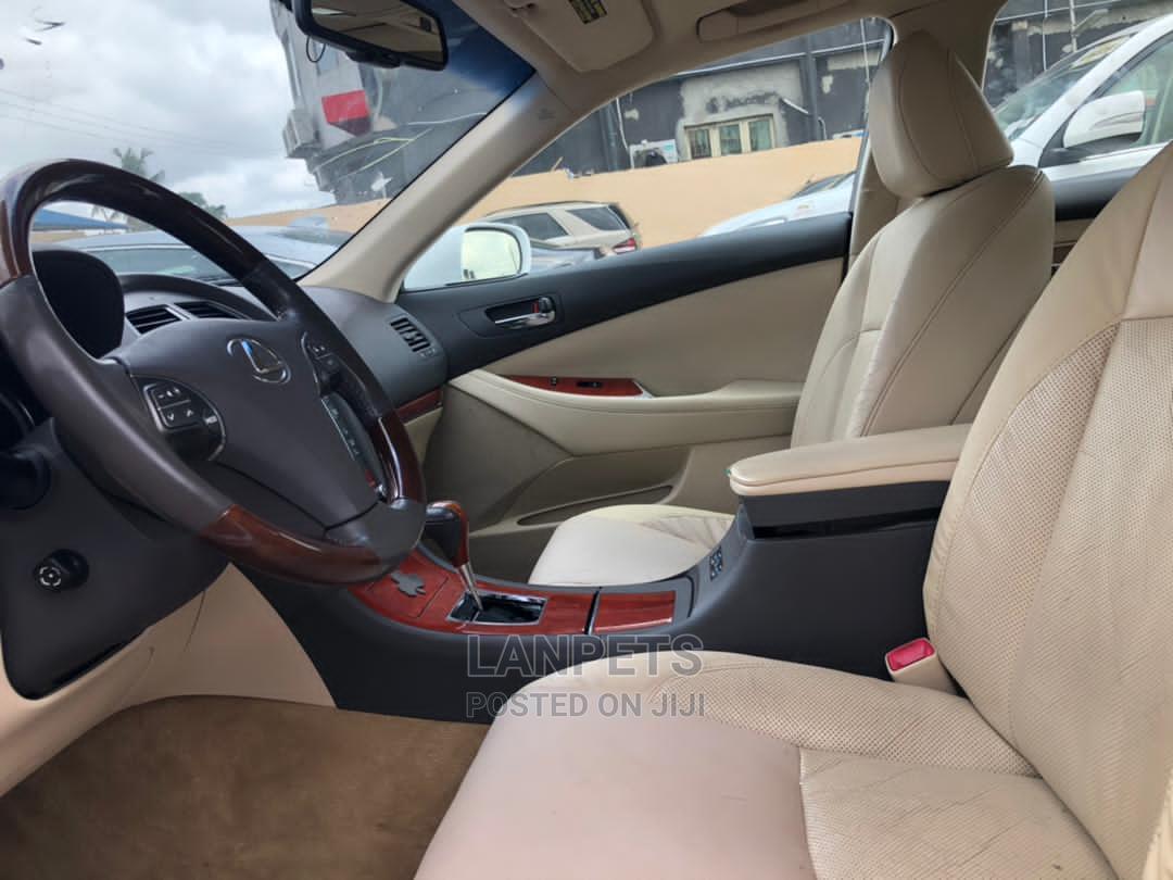 Lexus ES 2011 350 White   Cars for sale in Ikeja, Lagos State, Nigeria