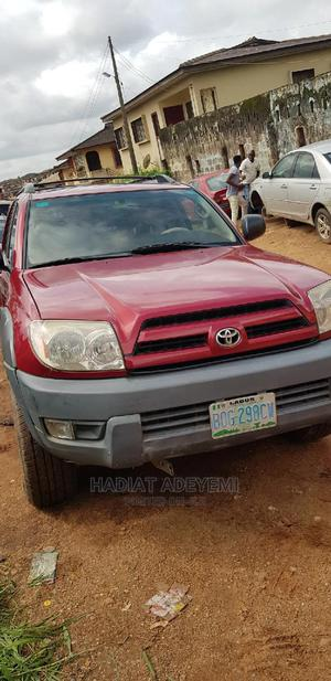 Toyota 4-Runner 2003 4.7 Red   Cars for sale in Oyo State, Oluyole
