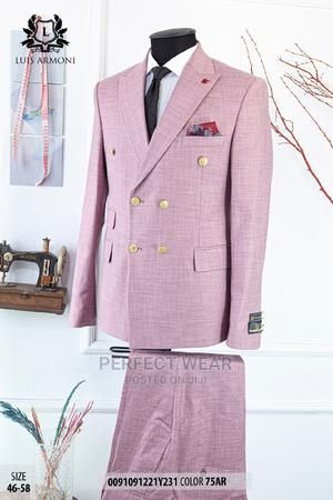 Double Breasted Turkish Suit   Clothing for sale in Lagos State, Lagos Island (Eko)