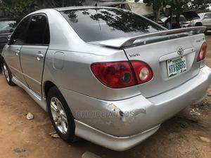 Toyota Corolla 2005 Silver | Cars for sale in Abuja (FCT) State, Gaduwa