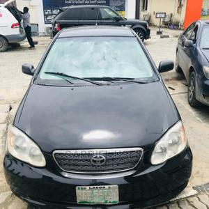 Toyota Corolla 2005 LE Black | Cars for sale in Lagos State, Lekki